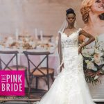 Pink Bride wedding photography event by Kim Nix Photography