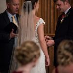 Photography of a wedding in Chattanooga by photographer Kim Nix.