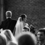 Ceremony coverage by wedding photography company Kim Nix photography in Chattanooga.