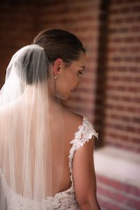 Wedding photography by Kim Nix Photography, photograph taken at Patten Chapel a Chattanooga wedding venue