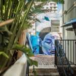 The Freehand hostel in Miami, a photograph by event photographer Kim Nix.