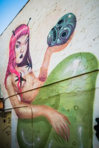 ARt at The Freehand in Miami by Kim Nix Photography